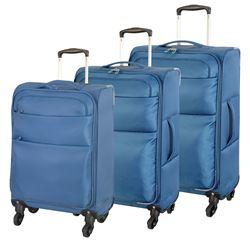 תמונה של סט מזוודות קלות אמסטרדם 4204-72