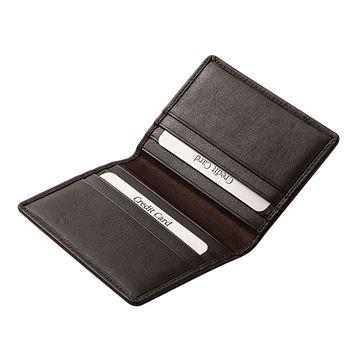 תמונה של נרתיק כרטיסי אשראי מעור נאפה 16.724.341