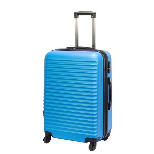 תמונה של מזוודה תל אביב 24'' 2360-65 טורקיז