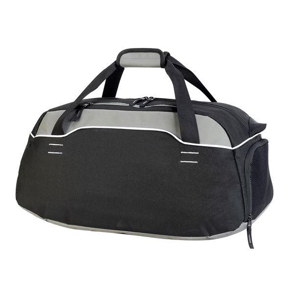 תמונה של תיק נסיעות/ ספורט ריו 1594 שחור/ אפור