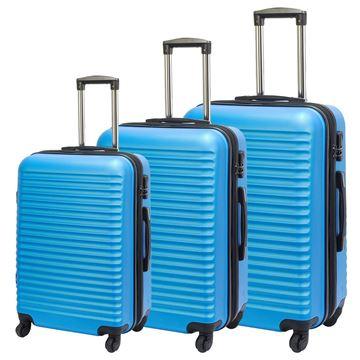 תמונה של סט מזוודות תל אביב 2360-72