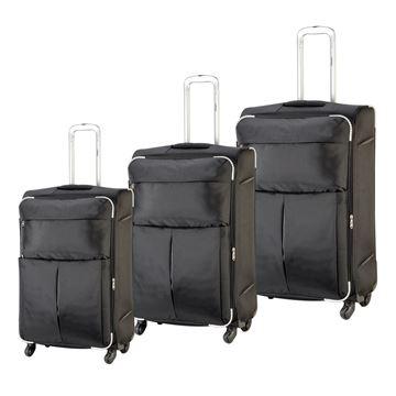 תמונה של סט מזוודות 4 גלגלים מדריד 4214