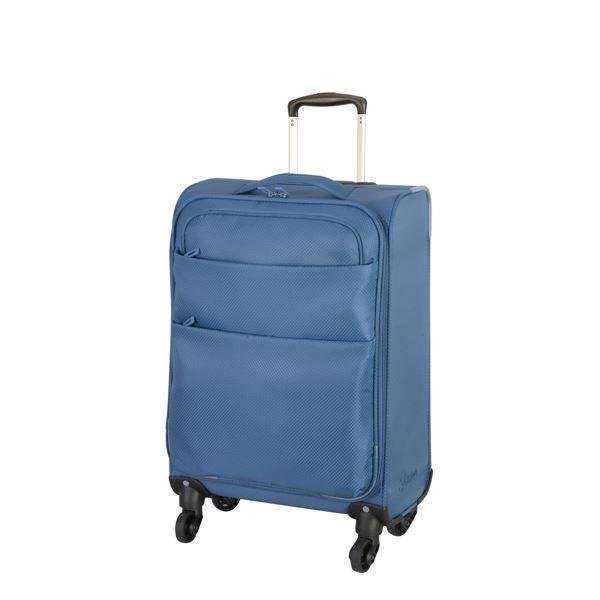 תמונה של מזוודה קלה 4 גלגלים אמסטרדם 20'' 4204-20 פטרול