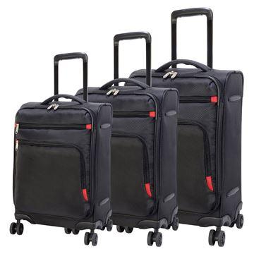 תמונה של סט מזוודות קלות קופנהגן  4205-72