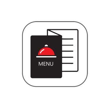 תמונה עבור הקטגוריה תפריטים וציוד נלווה למסעדות