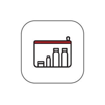 תמונה עבור הקטגוריה תיקי רחצה ואיפור, צידניות וציוד פנאי וחוף