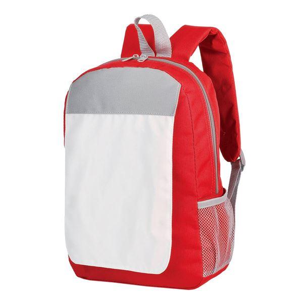 תמונה של תיק גב לילדים דיסני 1198 אדום/אפור